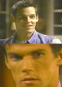 Justin Chambers (top) and Kevin McClatchy (bottom)